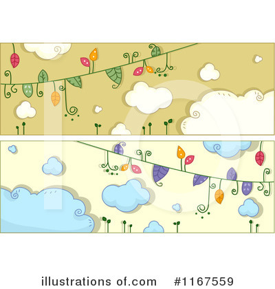 Web Site Banners Clipart #1167559 by BNP Design Studio