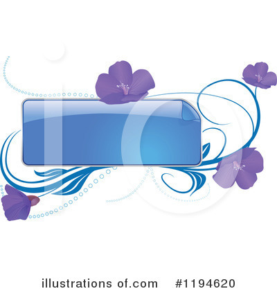 Floral Clipart #1194620 by dero