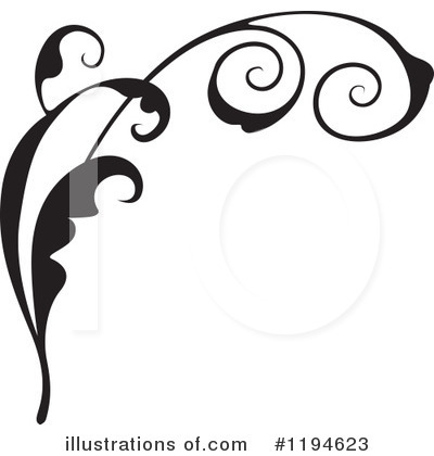 Floral Clipart #1194623 by dero