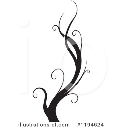 Floral Clipart #1194624 by dero