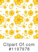 Floral Clipart #1197978 by Graphics RF