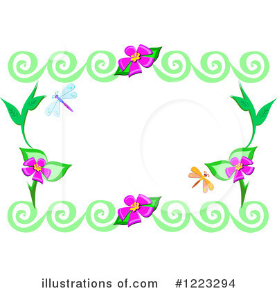 Dragonfly Clipart #1223294 by bpearth
