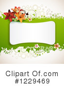 Floral Clipart #1229469 by merlinul