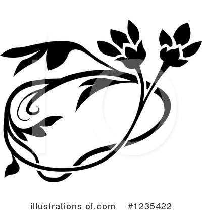 Floral Clipart #1235422 by dero