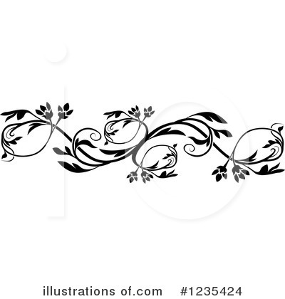 Floral Clipart #1235424 by dero