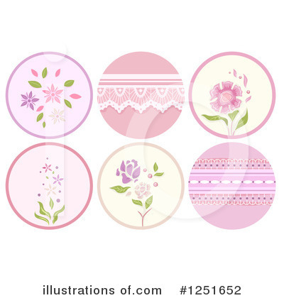 Shabby Chic Clipart #1251652 by BNP Design Studio
