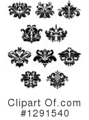 Floral Clipart #1291540 by Vector Tradition SM