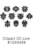 Floral Clipart #1293468 by Vector Tradition SM