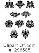 Floral Clipart #1296585 by Vector Tradition SM