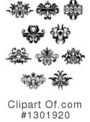 Floral Clipart #1301920 by Vector Tradition SM
