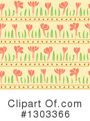 Floral Clipart #1303366 by Cherie Reve