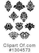 Floral Clipart #1304573 by Vector Tradition SM