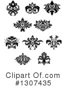 Floral Clipart #1307435 by Vector Tradition SM