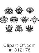 Floral Clipart #1312176 by Vector Tradition SM