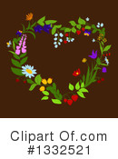 Floral Clipart #1332521 by Vector Tradition SM
