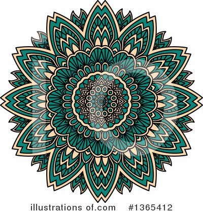 Pattern Clipart #1365412 by Vector Tradition SM