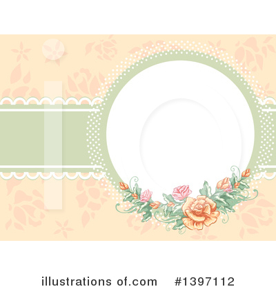 Shabby Chic Clipart #1397112 by BNP Design Studio