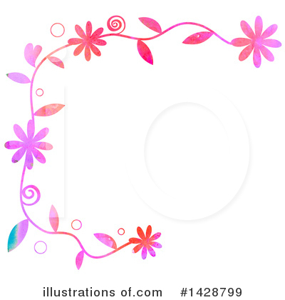 Royalty-Free (RF) Floral Clipart Illustration by Prawny - Stock Sample #1428799