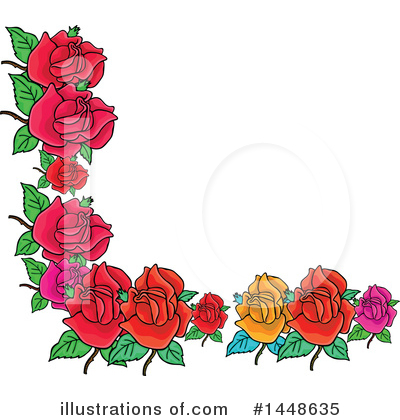Rose Clipart #1448635 by Prawny