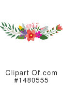 Floral Clipart #1480555 by Cherie Reve