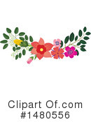 Floral Clipart #1480556 by Cherie Reve