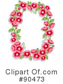 Floral Clipart #90473 by BNP Design Studio