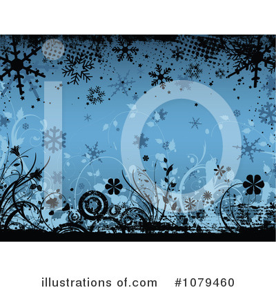 Winter Clipart #1079460 by KJ Pargeter