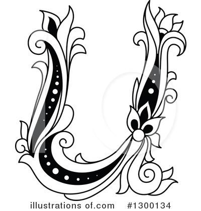 Letter U Clipart 1560148