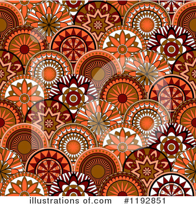 Pattern Clipart #1192851 by Vector Tradition SM