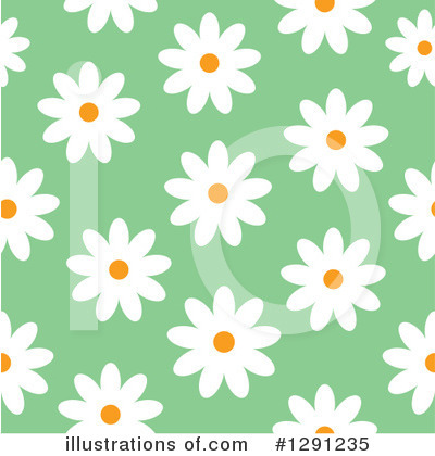 Daisy Clipart #1291235 by visekart