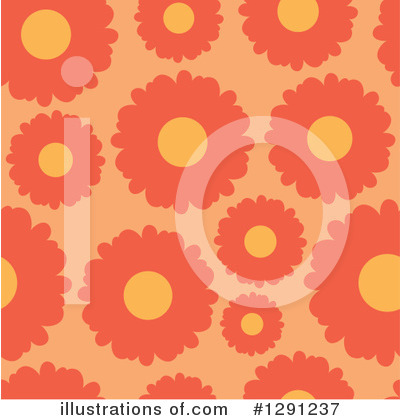 Daisy Clipart #1291237 by visekart