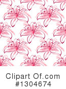 Floral Pattern Clipart #1304674 by Vector Tradition SM