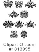 Florl Clipart #1313995 by Vector Tradition SM