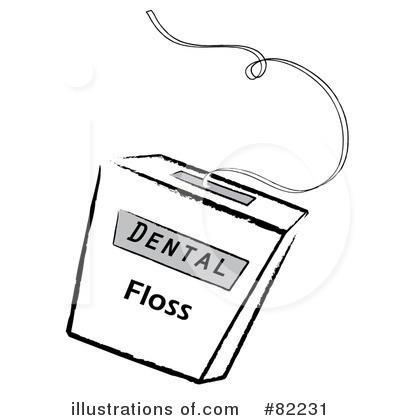 Floss Clipart