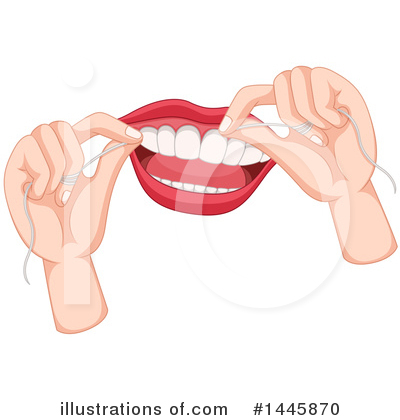 Dental Clipart #1445870 by Graphics RF