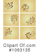 Flourish Clipart #1063135 by Vector Tradition SM