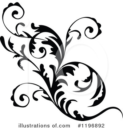 Floral Clipart #1196892 by dero