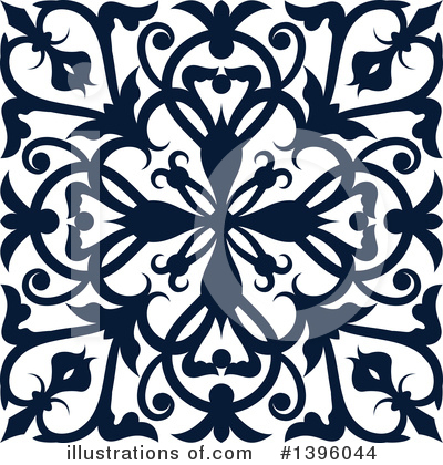 Flourish Clipart #1396044 by Vector Tradition SM