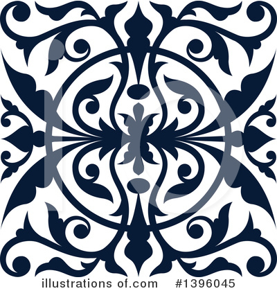 Flourish Clipart #1396045 by Vector Tradition SM