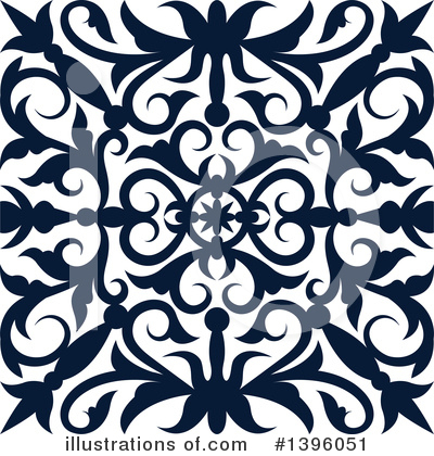Flourish Clipart #1396051 by Vector Tradition SM
