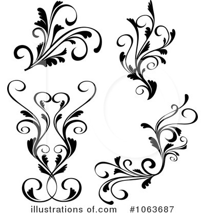 flourishes clipart 1063687 illustration by vector tradition sm rh illustrationsof com vector flourishes illustrator vector flourishes free download