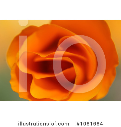 Royalty-Free (RF) Flower Clipart Illustration by Kenny G Adams - Stock Sample #1061664