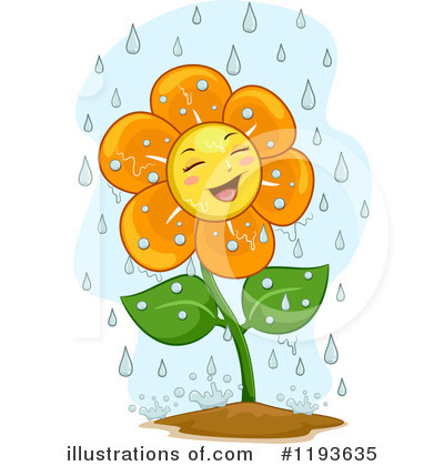 Spring Time Clipart #1193635 by BNP Design Studio