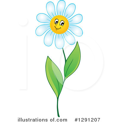 Daisy Clipart #1291207 by visekart
