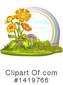 Flower Clipart #1419766 by merlinul