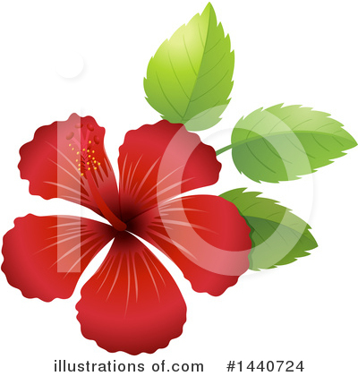 Flower Clipart #1440724 by Graphics RF