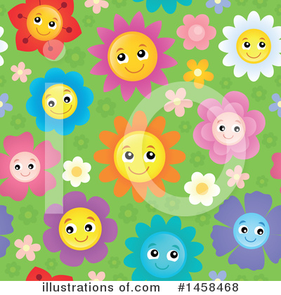 Daisy Clipart #1458468 by visekart