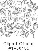 Flower Clipart #1460135 by visekart