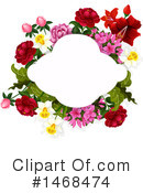 Flower Clipart #1468474 by Vector Tradition SM