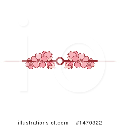 Flower Clipart #1470322 by Lal Perera